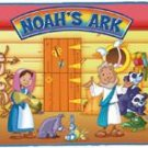 Noah's Ark 3D Display & Play Felt Playset