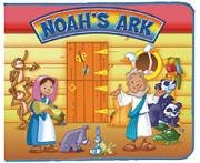 Noah's Ark 3D Display & Play Felt Playset