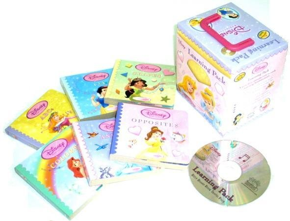 Princess Learning Pack