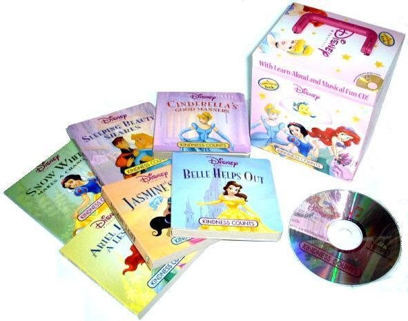 Princess Kindness Counts Learning Pack
