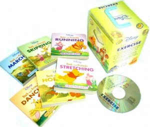 Pooh & Friends Exercise Learning Pack