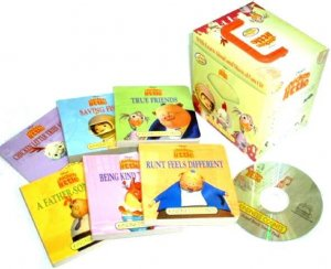 Chicken Little First Concept Learning Pack
