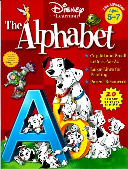 The Alphabet (5 - 7)