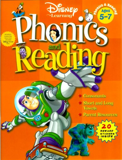 Phonics and Reading (5 - 7)