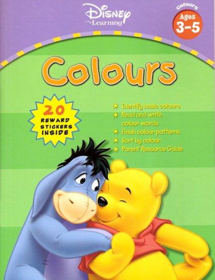 Colours (3-5)
