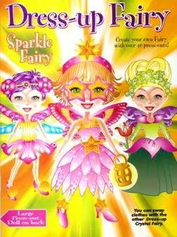Dress-up Fairy Series
