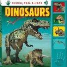 Touch Feel & Hear Board - Dinosaurs