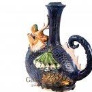 Tang Tri-color Pottery, 'Dragon Pot'