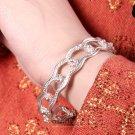 Pure Silver Bracelet, 'Sun Rise'