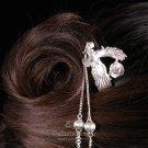 Silver Hairpin, 'Eagle'