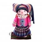 Wooden Doll, 'Shui Ethnic Girl'