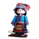 Wooden Doll, 'Miao Ethnic Woman'