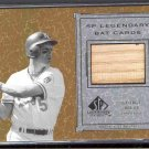 2001 SP Legendary Cuts Game Bat #B-GB GEORGE BRETT