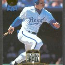 1993 Leaf Heading for the Hall #7 GEORGE BRETT