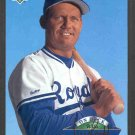 1993 Upper Deck On Deck #D6 GEORGE BRETT
