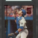 1994 Bowman Previews #2 MIKE PIAZZA SGC 88