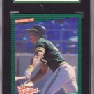 1986 Donruss Rookies #22 Jose Canseco SGC 92