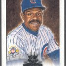 2002 Diamond Kings By Donruss SAMPLE #129 Andre Dawson Cubs