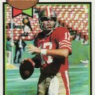 1979 Topps #77 Steve DeBerg 49ers ROOKIE