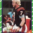 1986 Topps #255 Boomer Esiason Rookie Bengals