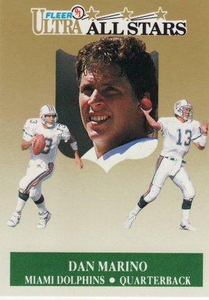 1991 Ultra All-Stars #5 Dan Marino