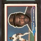 1988 Topps Big Baseball #161 TONY GWYNN SGC 96 MINT