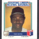 1988 Starting Lineup Talking Baseball TONY GWYNN