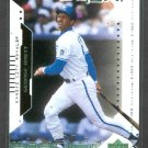 2000 Upper Deck Hitter's Club W3K #70 GEORGE BRETT