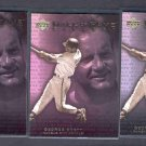 3 - 2001 UD Hall Of Famers Gallery #G14 GEORGE BRETT