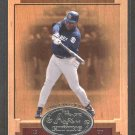 2001 SP Game Bat Milestone Edition Art of Hitting #AH1 TONY GWYNN