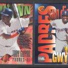 1997 Circa Boss #7 & #150 TONY GWYNN