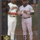 1998 Upper Deck Special F/X #9 TONY GWYNN / Eddie Murray