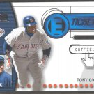 2000 SkyBox E-Ticket #ET9 TONY GWYNN