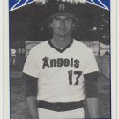 1983 Nashua Angels TCMA #8 D.W. Smith Minor League