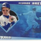 1993 Upper Deck Diamond Gallery #24 GEORGE BRETT