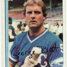 1982 Topps #200 GEORGE BRETT