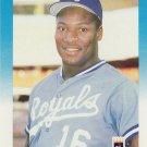 1987 Fleer #369 Bo Jackson ROOKIE