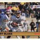 1992 Courtside Bronze #105 Jeff Blake