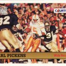 1992 Courtside Bronze #29 Carl Pickens TENNESSEE