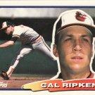 1988 Topps Big #62 Cal Ripken
