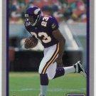 2 - 2001 Topps #384 Michael Bennett RC