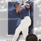 2001 Fleer Authority #32 Alex Rodriguez