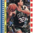 1987-88 Fleer Stickers #5 Kevin McHale BOSTON CELTICS