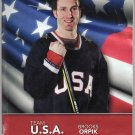 February 14, 2009 ICE TIME Pittsburgh Penguins Publication BROOKS ORPIK TEAM USA