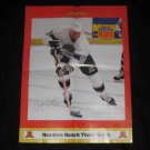 1989 SI For Kids WAYNE GRETZKY Poster LA Kings