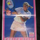1989 SI for Kids BIG SHOTS Poster MONICA SELES