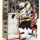 1996/97 Be A Player Autographs #154 Steve Heinze Bruins