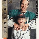 1996/97 Be A Player Autographs #203 Dale Hawerchuk