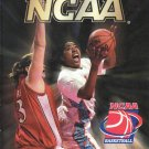 2000 NCAA Women's Div 1 Basketball Program Rounds 1 & 2