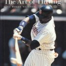The Art of Hitting by Tony Gwynn 1998 Hard Cover w/DJ First Edition Book MINT
